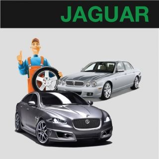 Jaguar XJ XJ6 XJ8 X350 2003 2010 Service Repair Manual CD