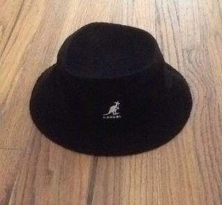 KANGOL Womens Bermuda Bay Terry Cloth Hat Size Medium