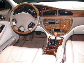 Jaguar s Type 2000 2001 2002 Dash Trim Kit F