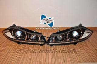 New Original Xenon Bixenon LED Headlights Jaguar XF 2011 2012