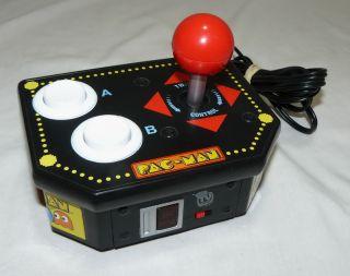 JAKKS PACIFIC PLUG & PLAY TV VIDEO GAMES RETRO ARCADE PAC MAN 12 IN 1