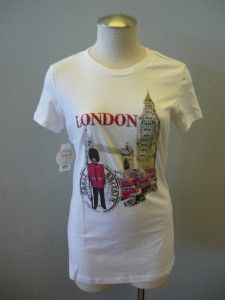 Jakes Dry Goods London T Shirt Size XL