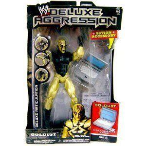 WWE Wrestling Deluxe Aggression Series 21 Figure Jakks Pacific