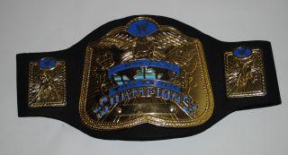 JAKKS PACIFIC WWE WORLD TAG TEAM WRESTLING CHAMPIONS BELT 2003 WCW WWF