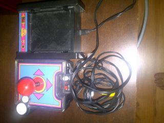 Jakks Pacific Namco MS Pac Man Plug Play TV Game 2004