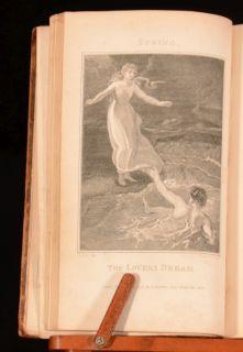 1793 The Seasons James Thomson Illustrated
