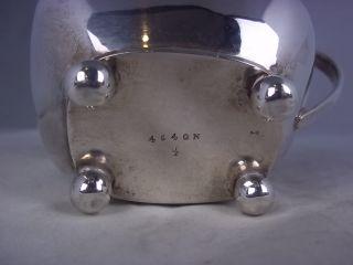 Silver Three Piece Tea Set   Sheffield 1927/28   James Dixon & Son Ltd