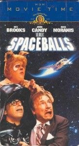 Star Wars All 3 Remaster Space Jam Spaceballs VHS