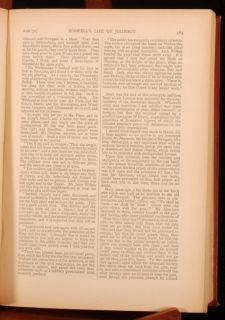 1897 Life Samuel Johnson Hebrides Boswell P Fitzgerald