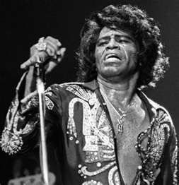 James Brown Singer Songwriter Artist Icon Godfather of Soul Death