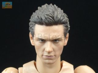 Hot Toys New Goblin Head Sculpt James Franco Spider Man 3 Harry Osborn