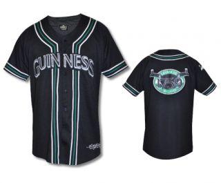 Beer Black Baseball Softball Shirt Jersey Size M L XL 2XL 3XL