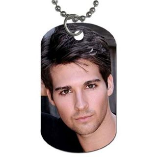 New Big Time Rush James Maslow Photo Dog Tag Necklace