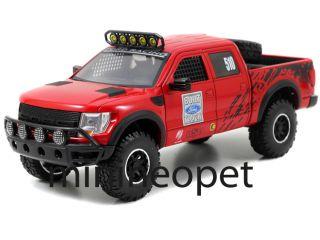 Jada Off Road Bigtime 2011 Ford F 150 SVT Raptor Pick Up Truck 1 24