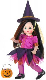 Madame Alexander Doll Pumpkin Full O Treats 46230