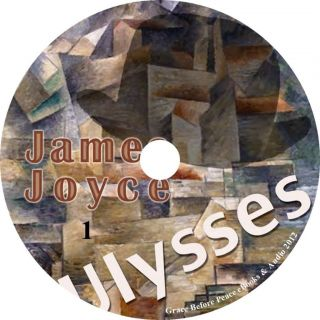 Ulysses by James Joyce A True Classic Audiobook on 2  CDs