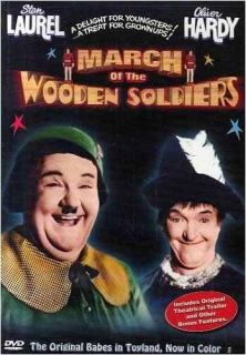March of The Wooden Soldiers 1934 New DVD