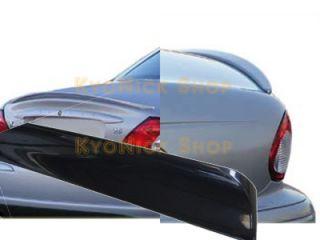 Painted Jaguar x Type Rear Boot Lip Spoiler 01 04 08 △