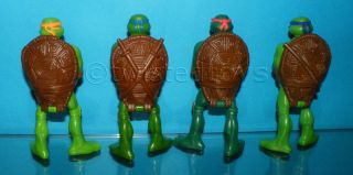 Teenage Mutant Ninja Turtles TMNT McDonalds 4 Figures