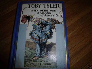 Toby Tyler or Ten Weeks with A Circus 1937 James Otis