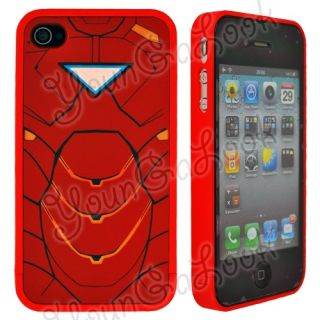 Anime Cartoon Hard Case Jacket Cover for Apple iPhone 4S 4