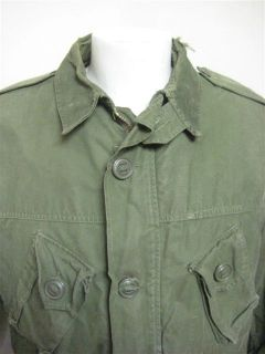Collectors 1967 Vintage Canadian Army Combat Coat L
