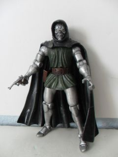 Legends Classic Fantastic Four Series 2 Dr Doom Action Figure
