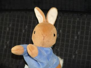 Eden Plush Peter Rabbit Stuffed Animal Beatrix Potter