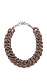Marc by Marc Jacobs Candy Turnlock Necklace
