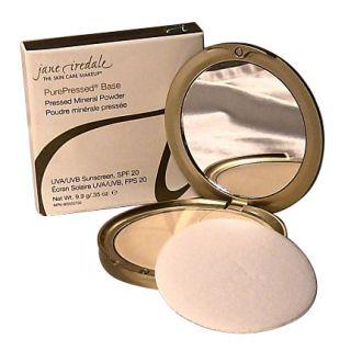 Jane Iredale PurePressed Base Mineral Powder IVORY SPF20 9 9g 35oz LOT