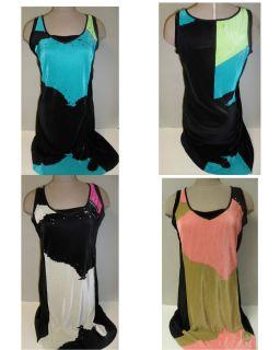 Jamie Sadock Sleeveless Dress 21408