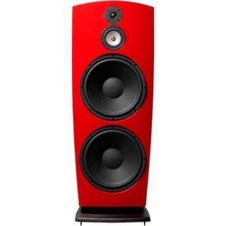 Jamo R 909 Reference Series Speaker Each High Gloss Red