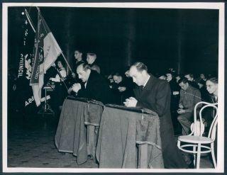 1932 Corrupt New York Mayor James J Walker Grand Central Train Station