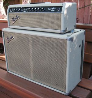 Fender Blonde Tremolux Amp ~ From The James Tyler Amplifier Collection