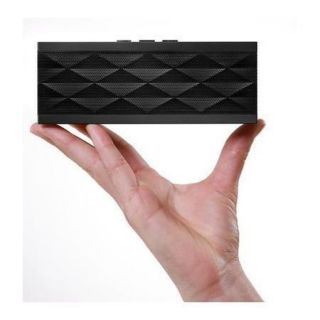 Jawbone Jambox Wireless Bluetooth Speaker Black, speakerphone + car