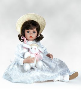 Sunday Best 25 Collectible Doll in Vinyl by Kathy Smith Fitzpatrick