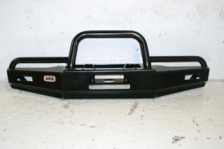 ARB Deluxe Bull Bar Front Winch Bumper 97 06 Jeep Wrangler TJ
