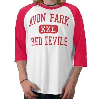 Avon Park   Red Devils   High   Avon Park Florida Shirts