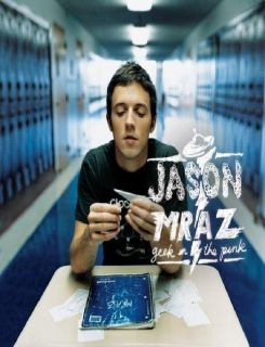 Jason Mraz Geek in The Pink Cover CD Pop Cover T Shirt