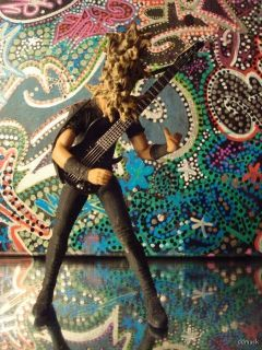 Metallica Harvesters of Sorrow Jason Newsted Bass Player Loose