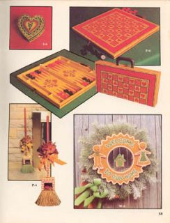 Fantasy Tole Painting by Janet L Way SCVR Herr 4467 Ornaments