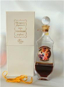BAL A Versailles Perfume Jean Desprez Paris Parfum de Toilette 4 5 oz
