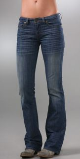 William Rast Bridgit High Rise Boot Cut Jeans