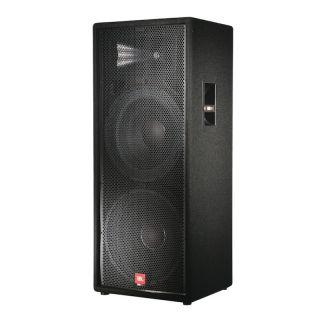 New JBL JRX125 Dual 15 Two Way Sound Reinforcement Loudspeaker System