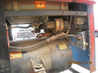 Miller Big 40 Diesel railer Mouned Welder Generaor Welding Power