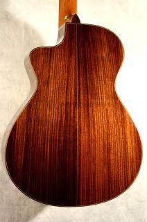 Taylor Jason Mraz Signature Model Nylon String Acoustic Electric