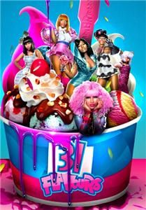 Nicki Minaj Videos DVD /CD Combo   31 Flavors   #1 Nicki Video DVD