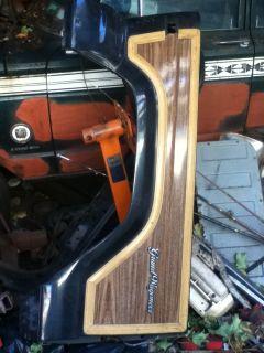 1991 Jeep Grand Wagoneer Driver Side Fender