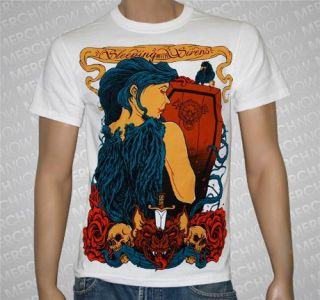 Sleeping with Sirens Light and Death Soft Fit T Shirt New s M L XL