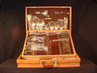 Jean Claude Flatware 89 Pcs